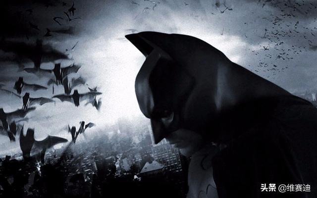 请叫我英雄漫画,《守望者》是漫改电影的天花板?《黑暗骑士》:麻烦让一让