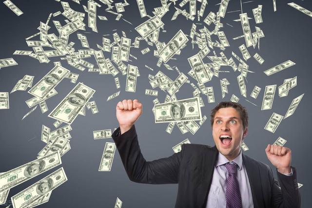 最先十分恭贺您中了1000万,您缴税以后大约还能剩八百万