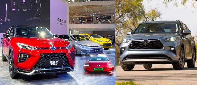全新汉兰达佳选,将有五款重磅消息新汽车现身月末揭幕的国际车展