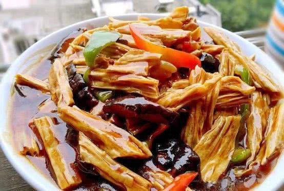 腐竹的做法大全,腐竹怎么做好吃又简单?腐竹的做法大全,让家里人都喜欢