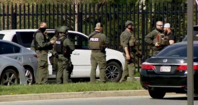 突发:美军士兵硬闯德特里克堡被击毙 全球新闻风头榜 第1张