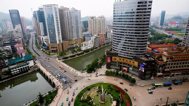 2020增加摩天大厦数最多的大城市:两大高层住宅新项目,贵阳