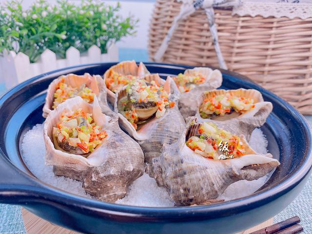 海螺的做法煮多长时间,做盐焗海螺时,不能直接加盐焗,教你正确做法,海螺更鲜美入味