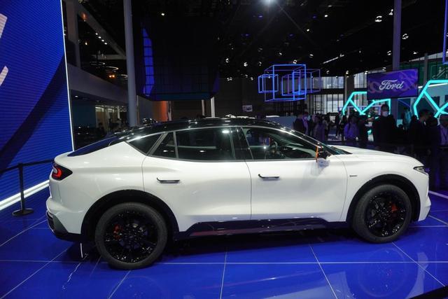 全新升级福特汽车EVOS宣布先发现身