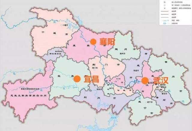 两省及其省会城市、副区域中心城市间的交锋
