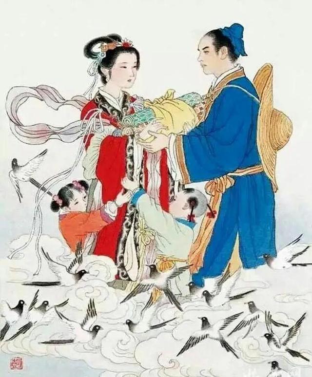 中国民间故事有哪些,十大系列之中国文学十大传说故事