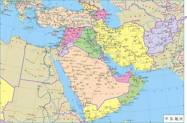 合伙投资,中东六国携手弃美,主动与中国达成合作,美国霸权终将瓦解?