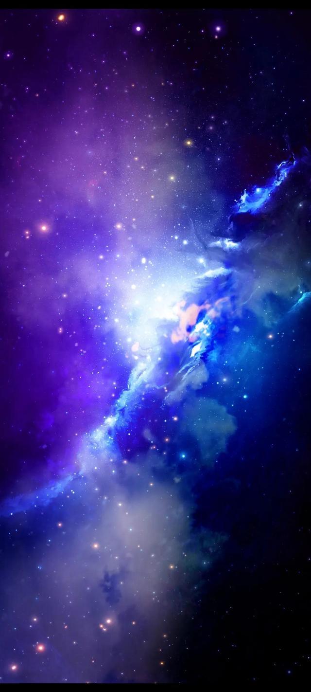 星空图片,今日第二波,星空壁纸