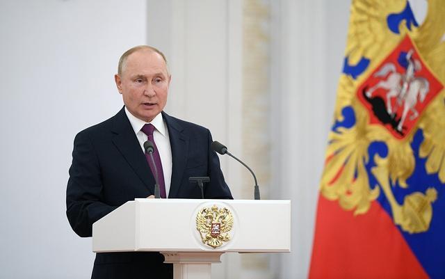 美媒提尖锐问题,俄罗斯会把能源当作武器吗?普京给欧洲吃定心丸 全球新闻风头榜 第1张