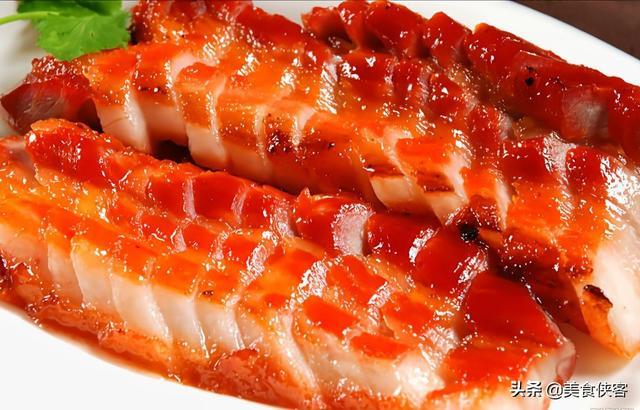 叉烧肉的做法,叉烧肉做法(附腌制配方与烤制方法)