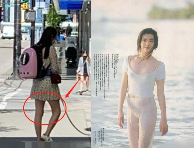 54岁王祖贤街头遛狗被偶遇!穿短裙小腿纤细,一头黑发仙气十足 全球新闻风头榜 第3张