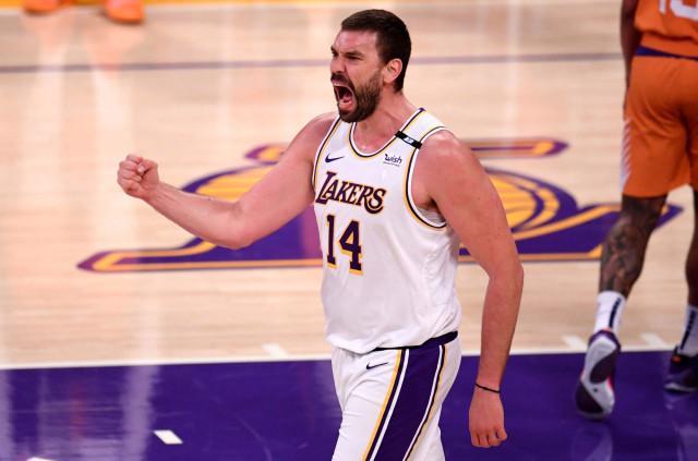 小加索尔计划加盟赫罗纳!告别13年NBA生涯,效仿兄长回归西班牙 全球新闻风头榜 第1张