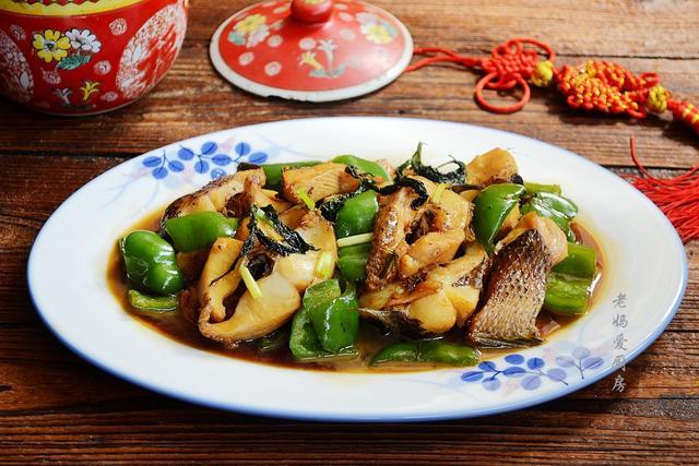 黑鱼怎么做好吃,这8天假期我胖了2斤,要减肥就多吃鱼吧,黑鱼这样做美味不长肉