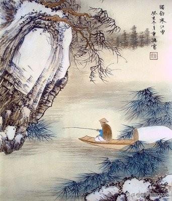 柳宗元的诗,柳宗元名诗10首,首首经典,读一读吧