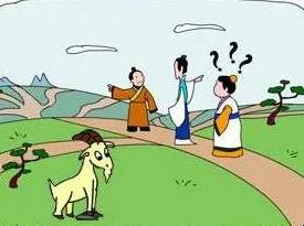 羊的成语,「成语大讲堂」——歧路亡羊