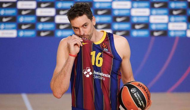 小加索尔计划加盟赫罗纳!告别13年NBA生涯,效仿兄长回归西班牙 全球新闻风头榜 第4张