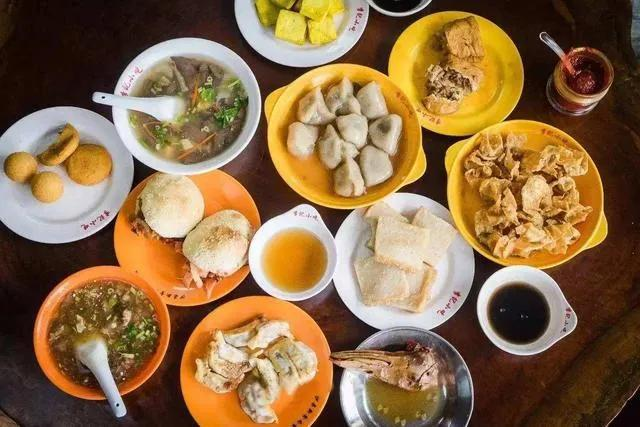 美食论文,沙县小吃,凭什么是中国人的大众食堂