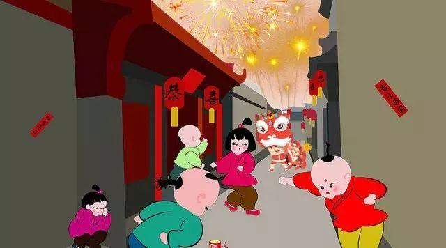 我们的节日春节作文,春节主题写作优秀范文集锦,快为孩子收藏!