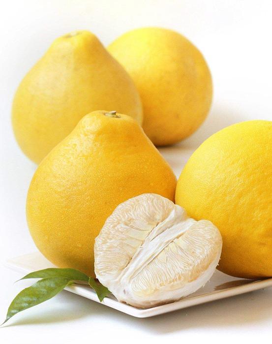 柚子品种,中国的柚子品种分类