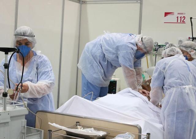 巴西里约州做准备应对新一轮新冠疫情高发期的到来 全球新闻风头榜 第1张