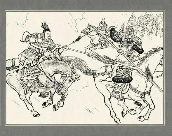 三国故事有哪些,三国故事之三国时期十大巅峰对决(4)
