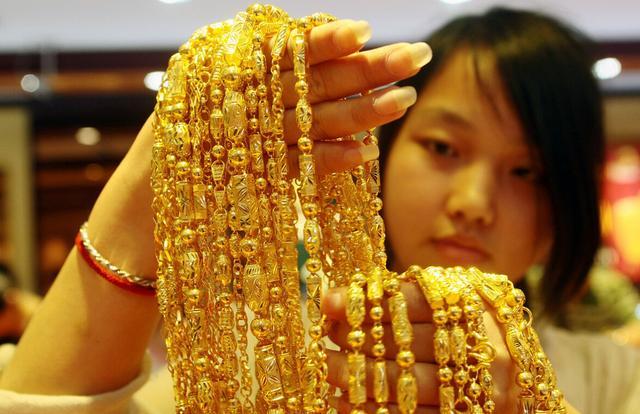 2021年4月1日回收黄金要多少钱一克