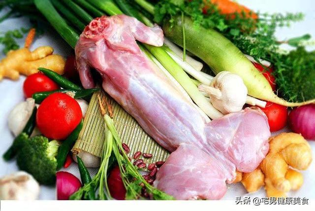 兔肉怎么做,兔肉怎么做没有腥味,营养价值高,今天大厨在线给大家分享