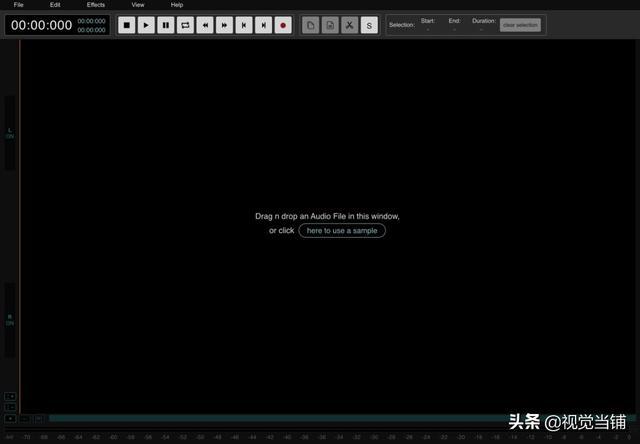 网页音频下载,在线就能剪辑音频!这个免费网站太酷了