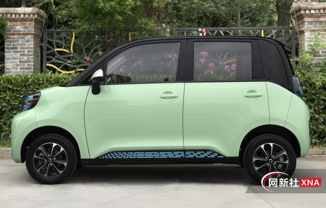 微型电动车又来新成员!朋克多多上市,2.68万元起 全球新闻风头榜 第3张