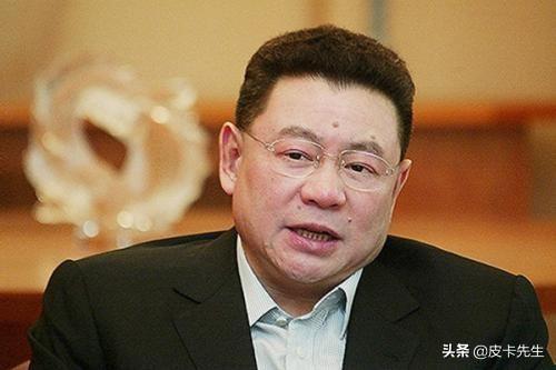 """刘銮雄,外号""""大刘"""",1951年生在中国香港"""