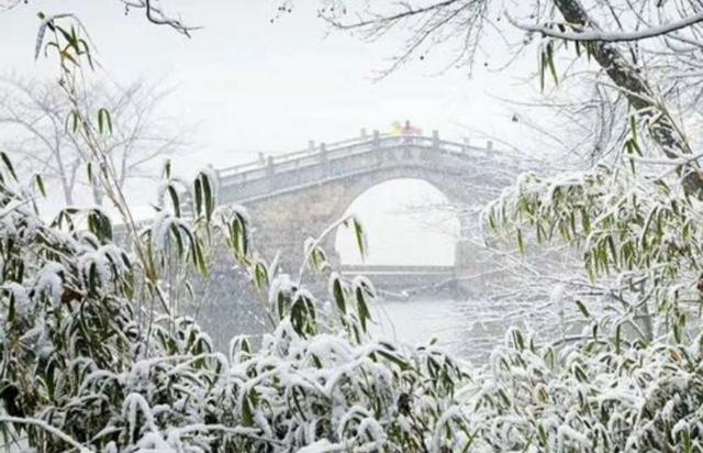 描写雪的诗,古诗中那些雅俗共赏的咏雪佳作,美妙与情趣兼备,令人一读难忘