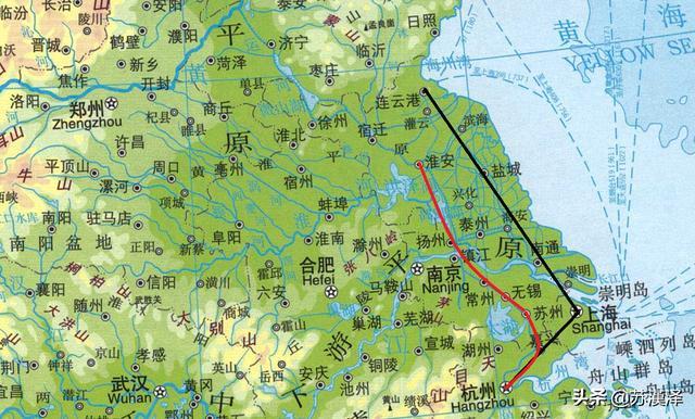 扬州南通嘉兴,长三角城市群副枢纽,扬州区划
