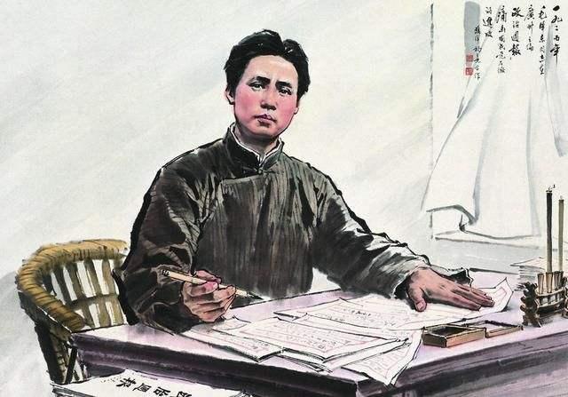 关于自信的诗,毛主席最豪情的两句诗:自信人生二百首,会当水击三千里