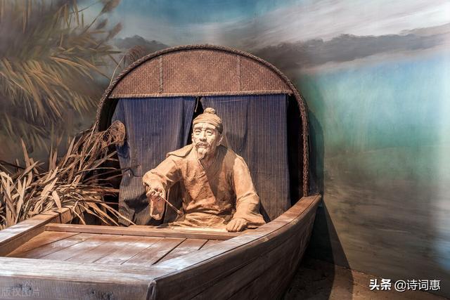 江畔独步寻花古诗,品读杜甫的《茅屋为秋风所破歌》体会诗人晚年穷困潦倒的生活窘迫