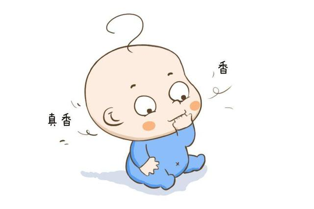 婴儿吃手,宝宝有吃手的小习惯,是正常吗?家长该怎么做?