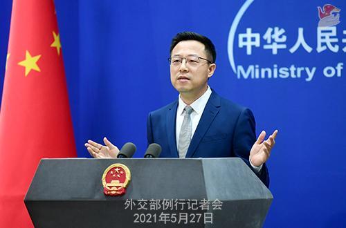 中美贸易官员举行对话释放什么信号?此前的加征关税措施可能会取消吗?外交部回应 全球新闻风头榜 第1张