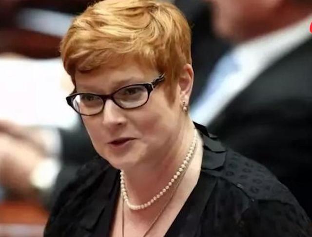 劝告澳洲政府不必小看我国护卫本身利益的信心,否则总是追悔莫及