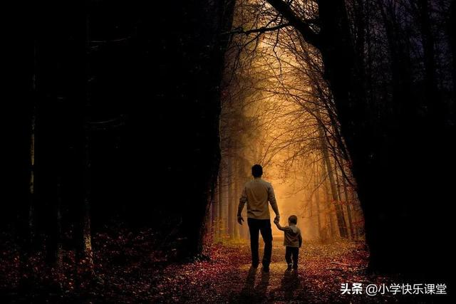 小学作文,小学作文赏析—《父亲,我想对您说》《我喜欢的老师》《秋阳》
