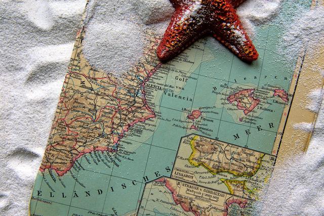 高中地理:地理地图全集,快收藏