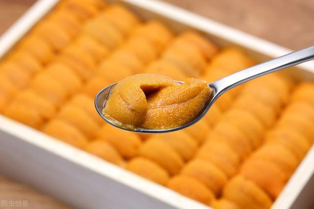 海胆的吃法,东盛澜丨海胆黄酱的食用方法 海胆黄酱的吃法