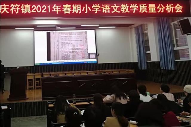 小学语文试卷分析,质量分析明方向 自反自强提效率——高县硕勋小学校召开2021年春期小学语文教学质量分析会