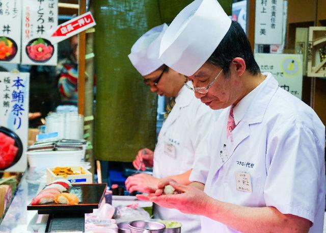 寿司的正确吃法,知道寿司之神但你真的知道怎么吃寿司吗?原来我们一直都吃错了