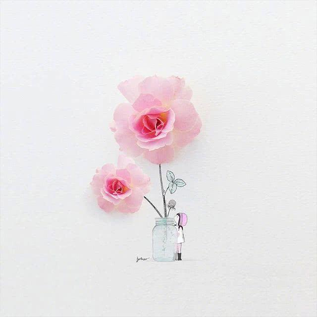 形容春天的句子唯美,文艺暖心的治愈系说说,精致唯美,温暖整个春天!