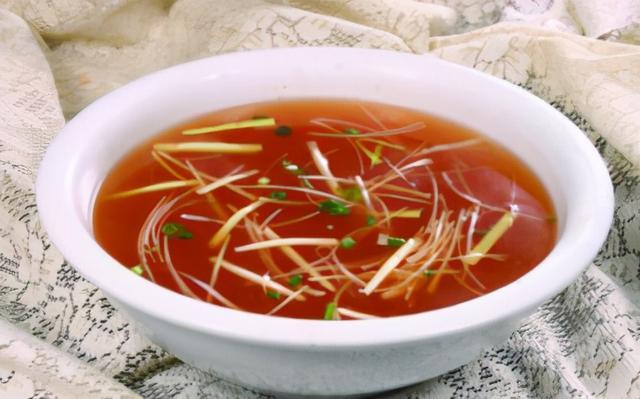 酸辣肚丝汤的做法,酸辣肚丝汤最正宗的做法
