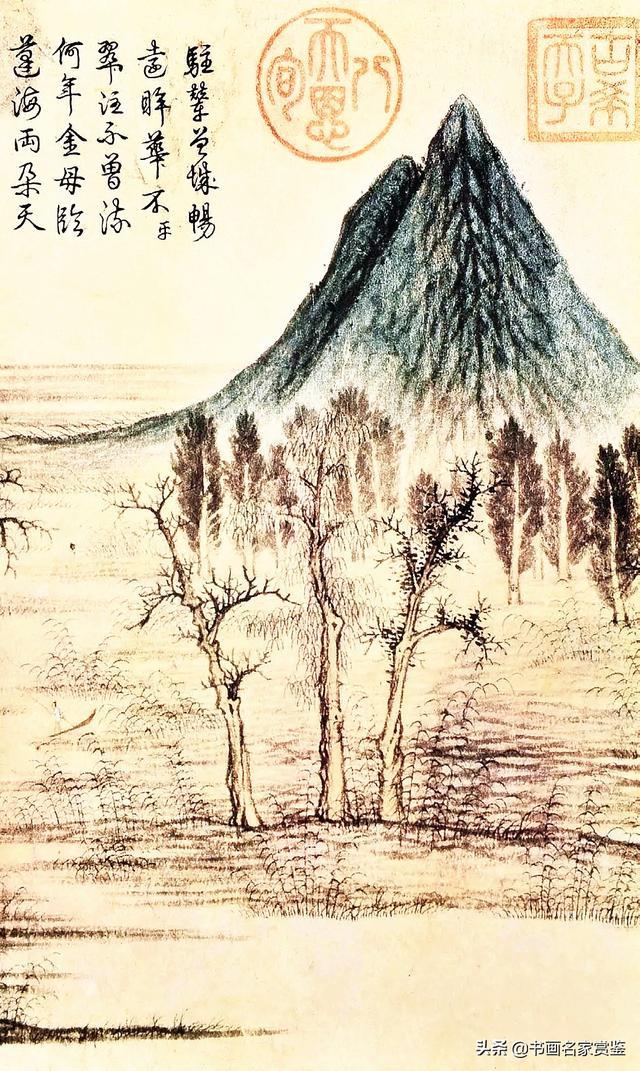 姓孟的名人,中国文人书画史中,一个不可绕开的关键巨擘人物——赵孟頫(fǔ)