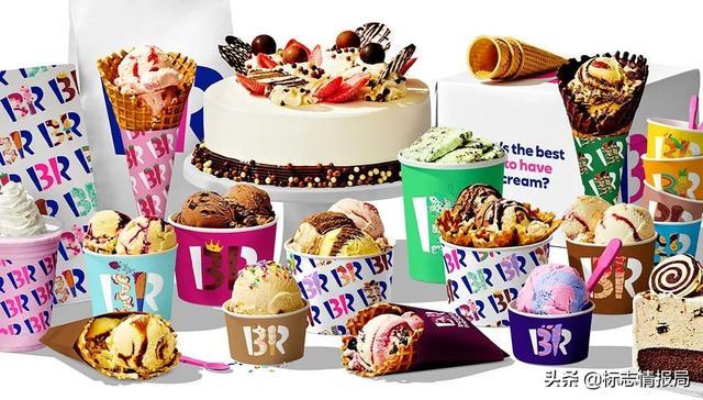 冰激凌加盟店有哪些,大型连锁冰淇淋店「31冰淇淋」更新LOGO