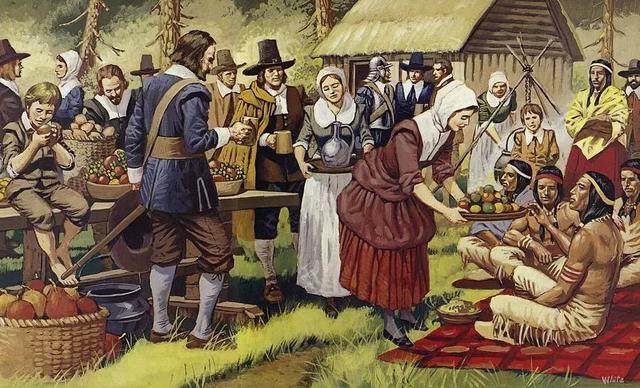 感恩节是哪个国家的节日,同为感恩节,为何加拿大的感恩节会如此的与众不同?
