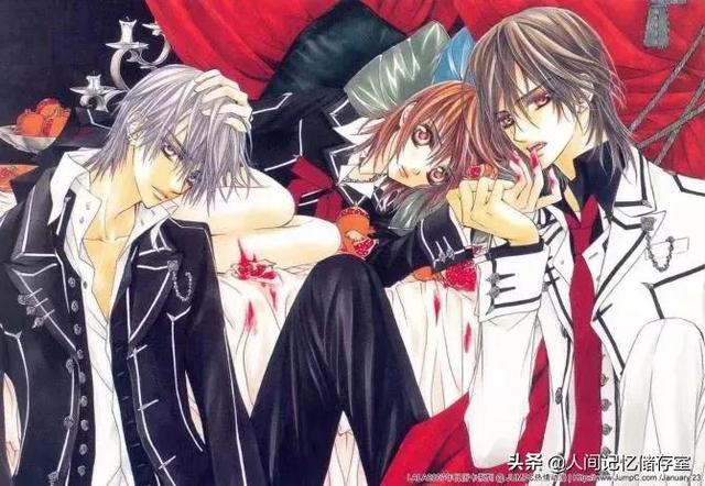 吸血鬼骑士动漫,兄妹禁断,万物为棋,只为你之《吸血鬼骑士》