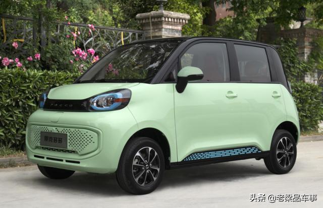 朋克新款代步电动小车多多即将上市,实用5门4座布局,售2.68万起 全球新闻风头榜 第1张