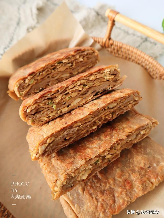 肉饼的做法,减脂期可以吃的肉饼,低脂低卡饱腹,层次分明,做法简单